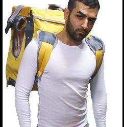 کیف حمل طوطی قفس +کاور
