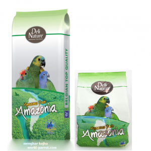 غذای طوطی آمازون کاکادو ماکائو کاسکو