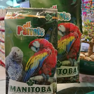 Manitoba Allparrots Parakeets 26060 Birdfood Parrot