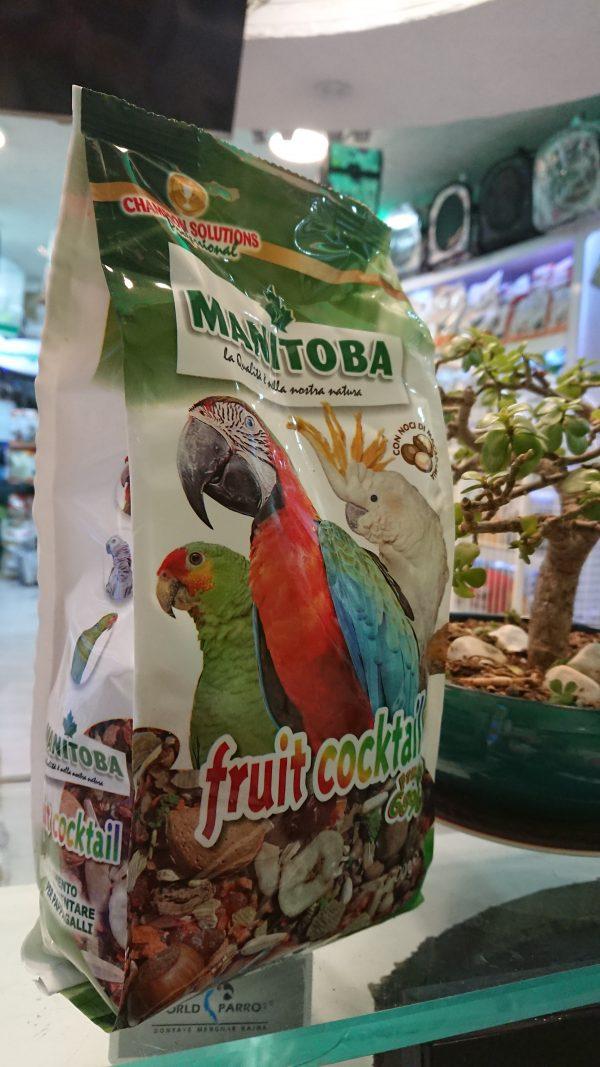 Manitoba Fruit Cocktail Parakeets 26060 Birdfood Parrot
